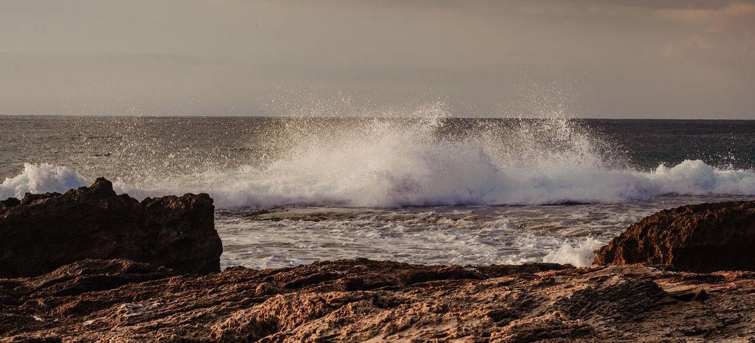 Awave Sea Water