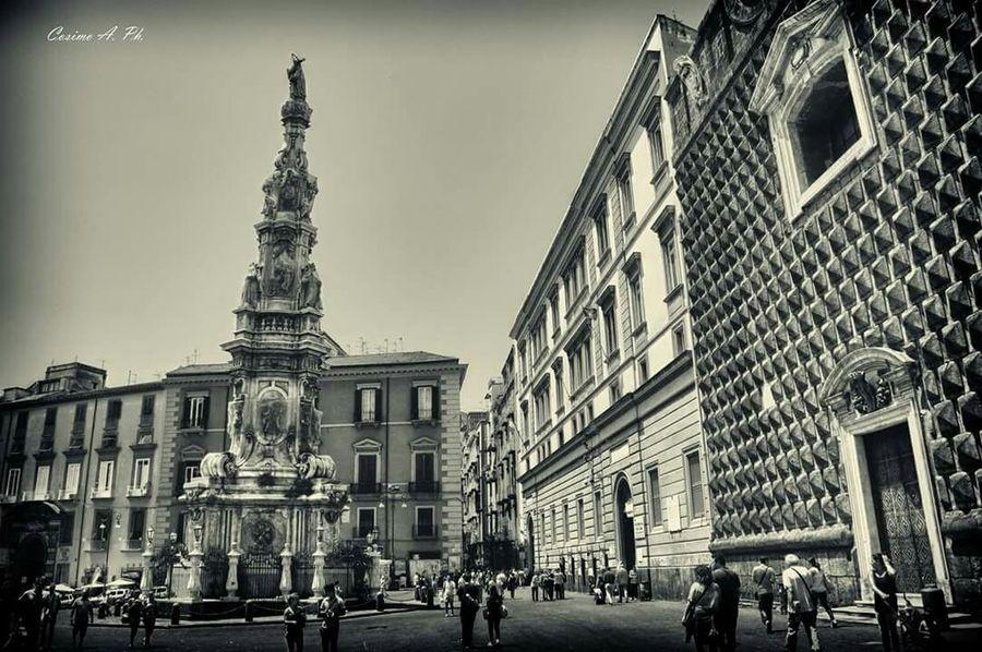 Napoli Napoli ❤ Napolimylife Napoliphotoproject Napoli Street Naples Naples🌊💙 Monochrome Monochromatic Monocrome
