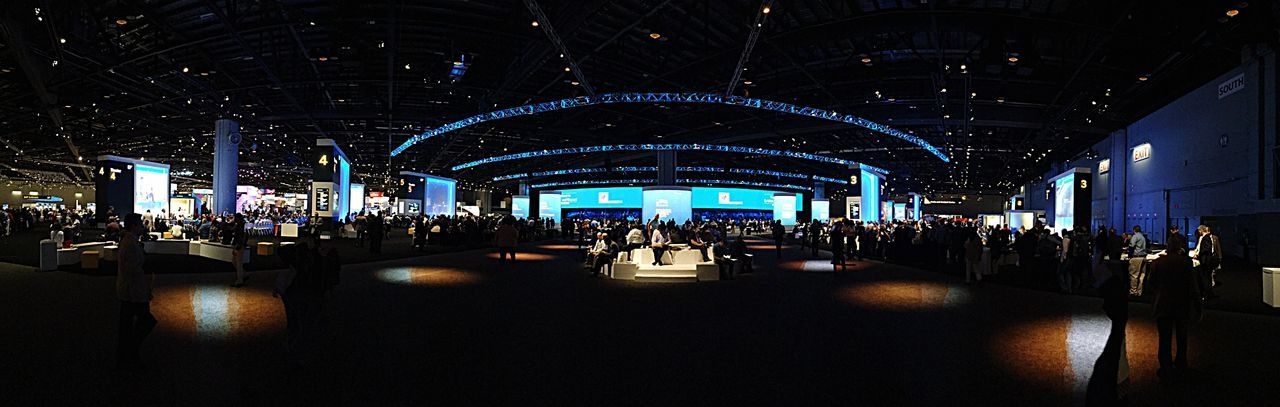 Privileged to be a foot soldier at Sapphirenow Keynote for Sap Modern Workplace Culture