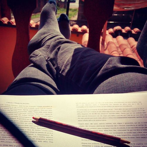 Studying Reading A Book Philosophy Cold And Sunny  Socks