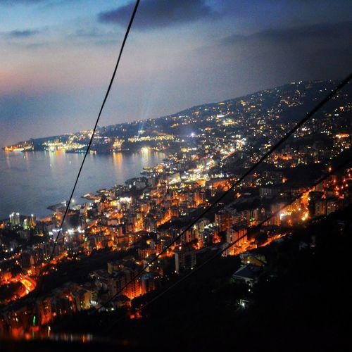 Illuminated City City Life Night Battle Of The Cities Cityscape