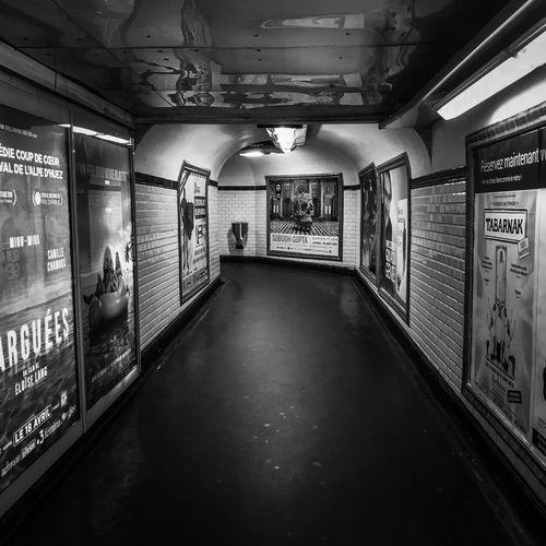 Métro , Paris