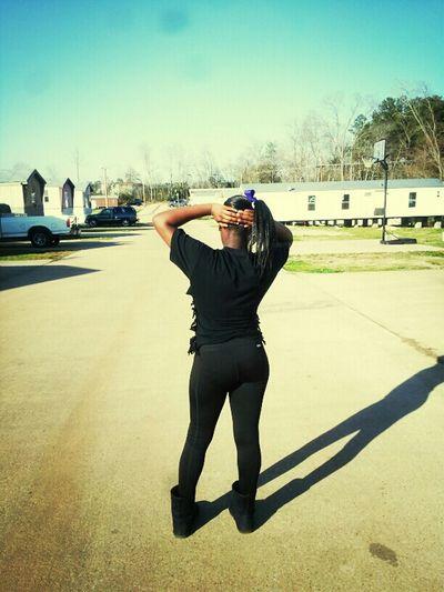 Black Everythang:)