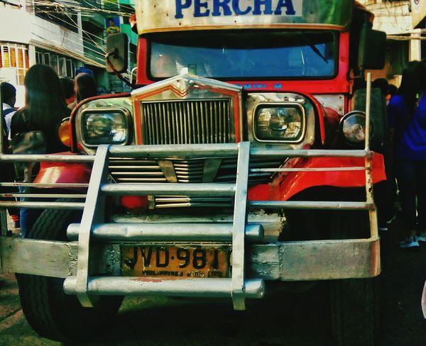 Jeepney Philippines Percha