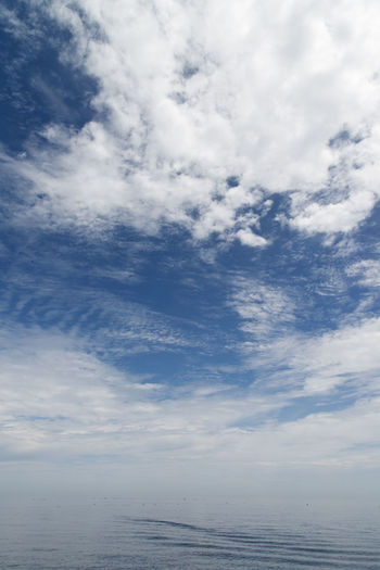 seaside with blue sky and white cloud at Haepalang Park in Yeongdeok, Geongbuk, South Korea White Clouds Beauty In Nature Blue Skky Cloud - Sky Day Horizon Over Water Nature No People Outdoors Scenics Sea Seaside Sky Tranquil Scene Tranquility Water