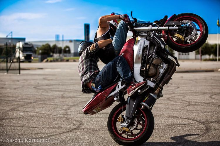 Pimpstarlife Bike Stunt Stunt Enjoying Life st