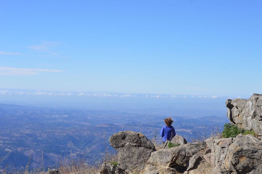 Thirteen and on the edge of the world Landscape Palomar Melancholic Landscapes The Purist (no Edit, No Filter)