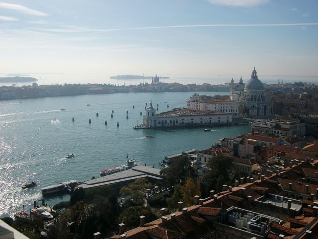 City Cityscape Travel Destinations Transportation Nautical Vessel Outdoors Water Architecture Urban Skyline Day Canal Venice Italy Landscape Building Exterior View
