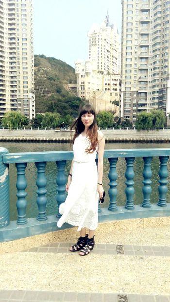 In Dalian China ASIA Travelling Beautiful View Dalian City Xinghai
