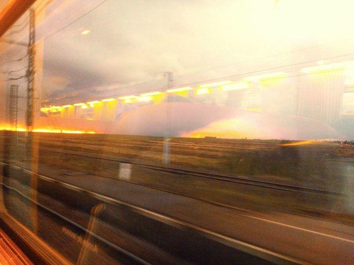 Sky Like Fire