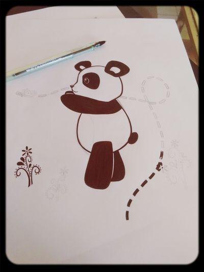 Art, Drawing, Creativity Panda! My Drawing KAWAII
