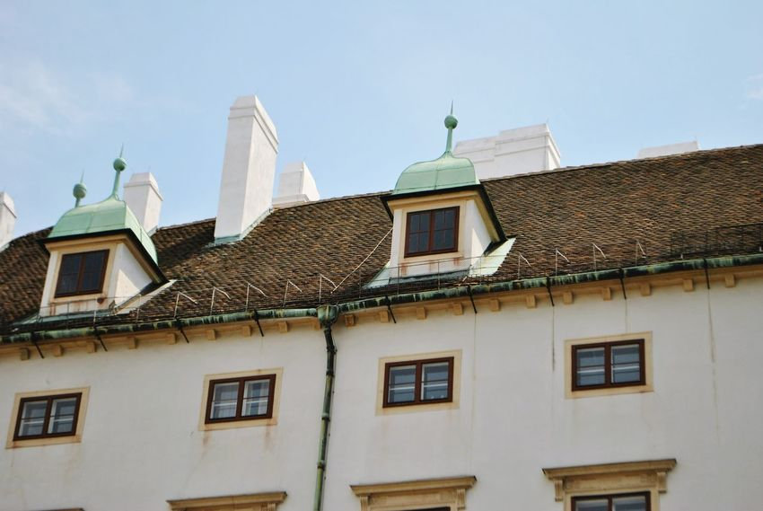City Cityscape Roof Window Residential Building Roof Tile House Architecture Building Exterior Sky