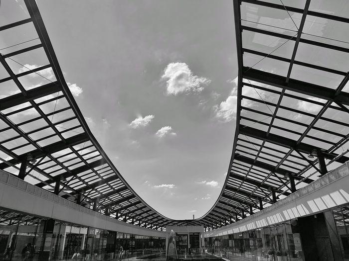 Arch Sky Cloud