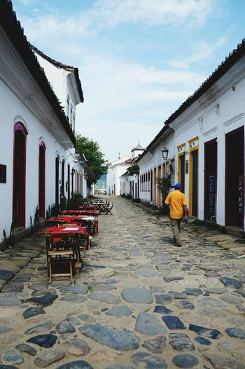 Architecture Travel Destinations City Paraty - RJ Brasil ♥ Vacations Architecture Connected By Travel