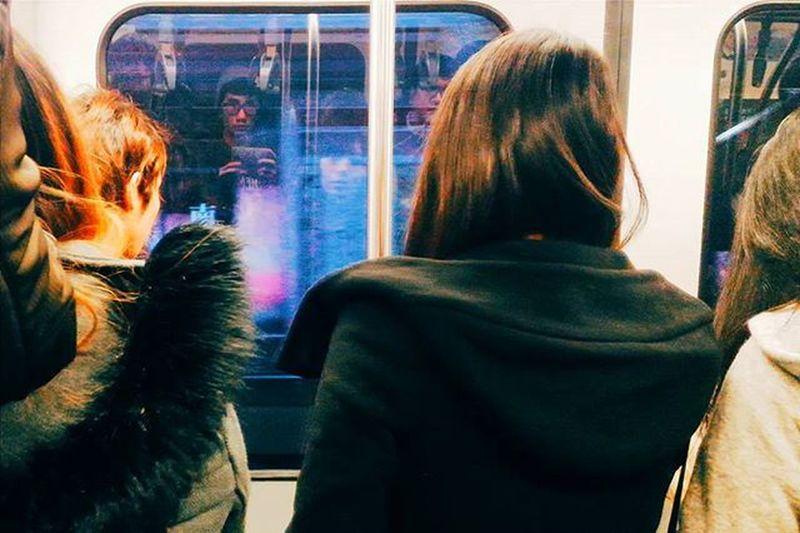 晚安世界, 如果什麼都沒有,記得帶上勇敢。 Vscocam Selfie Photooftheday Subway Instadaily Instagood Like4like Xhinmania Taipei