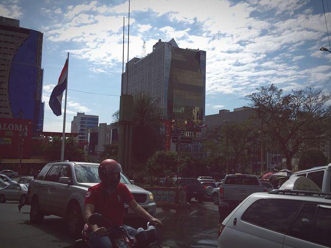 Primera visita a Ciudad Del Este