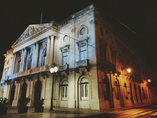 Lisbon Nightphotography Night