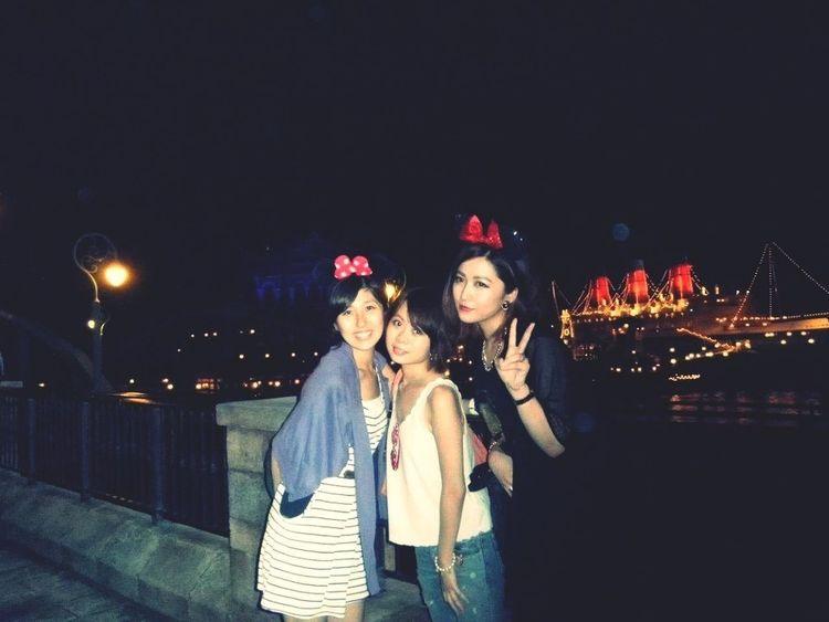 7/12 Friends Disney Enjoying Life