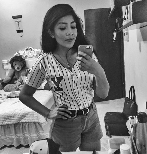 ⚾️ do you wanna play? Baseball Young Women Girls Latina Beauty Mexico Sexygirl Girly Girl Pretty Beautiful Woman Beautiful Photo Photooftheday Instagramer