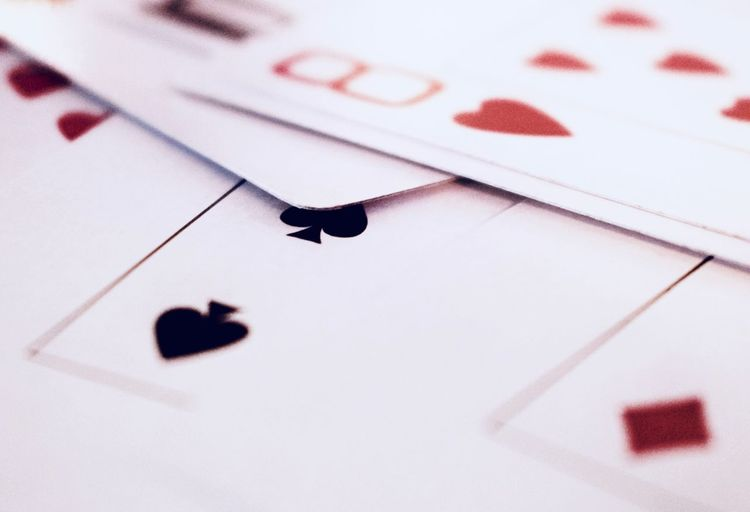 Cards Playing