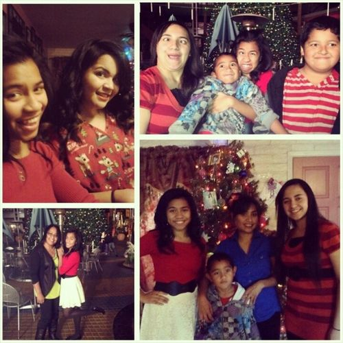 Holidays are always better shared with •family• Myfamilyisthebest Love Holidays MerryChristmas