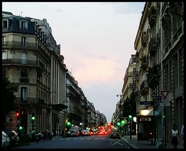 City Outdoors Night Street