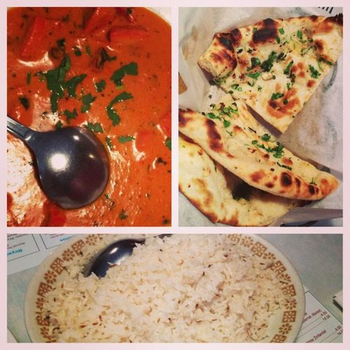 Indian food is so yummy!! Picstitch  Chilinight