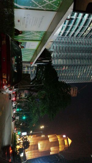 Klcc area , waiting some 1. Night Beauty In Nature By Gibson Thoo (artg)
