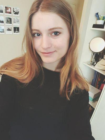 Self French Girl Selfie ✌ First Eyeem Photo
