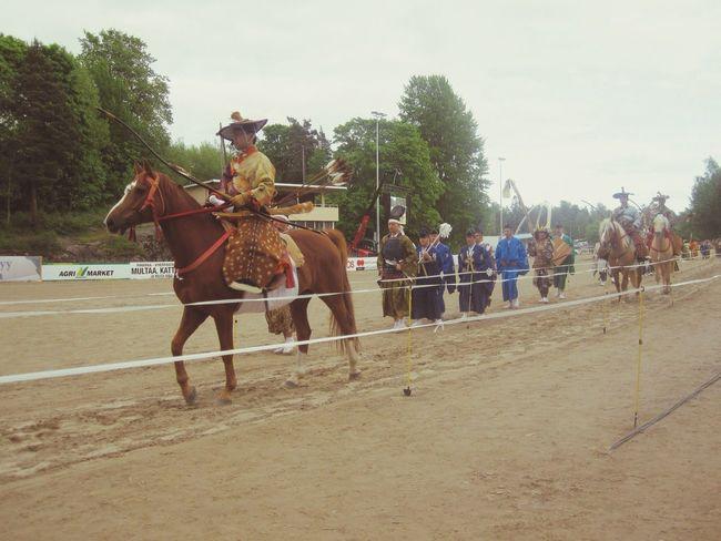 流鏑馬シリーズ Yabusame Horse Riding Japanese Archery
