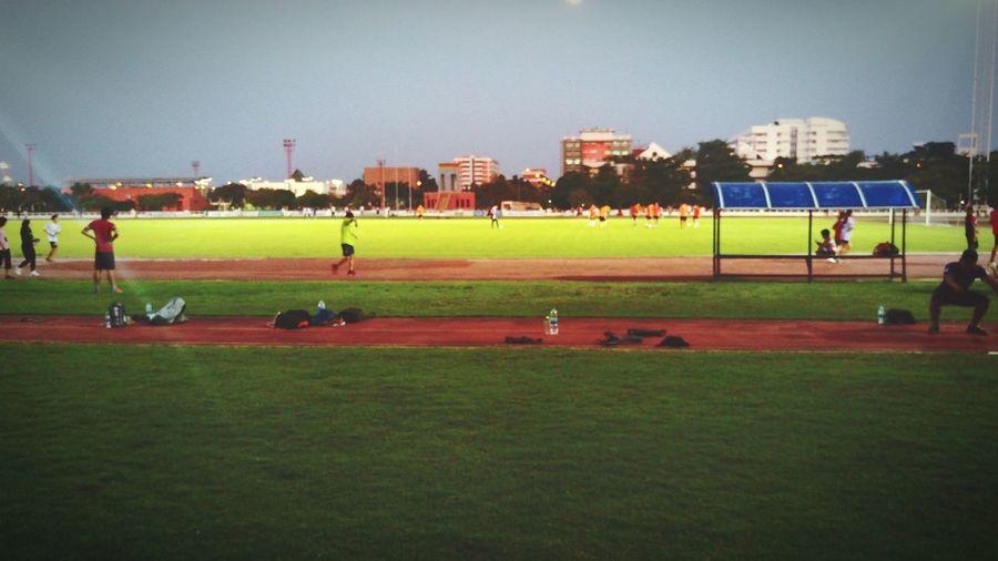 สนามกีฬา KMITL