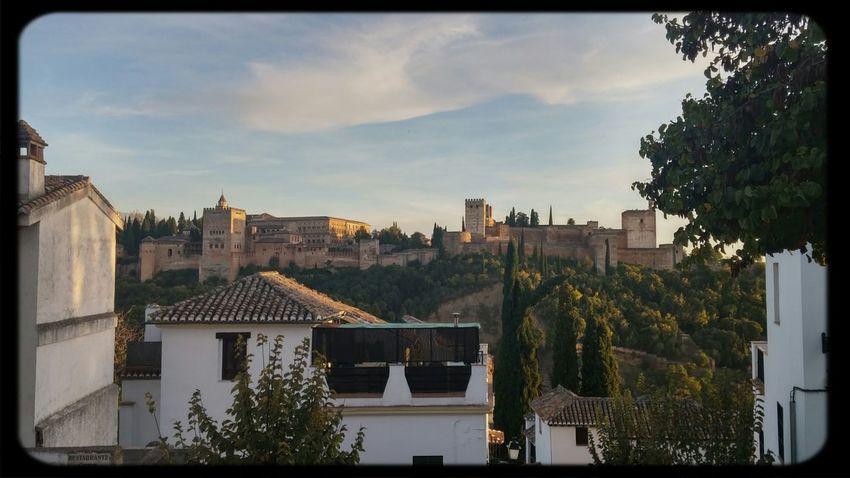 Tarde de otoño en Granada Granadaturismo Andalucía Granada, Spain First Eyeem Photo