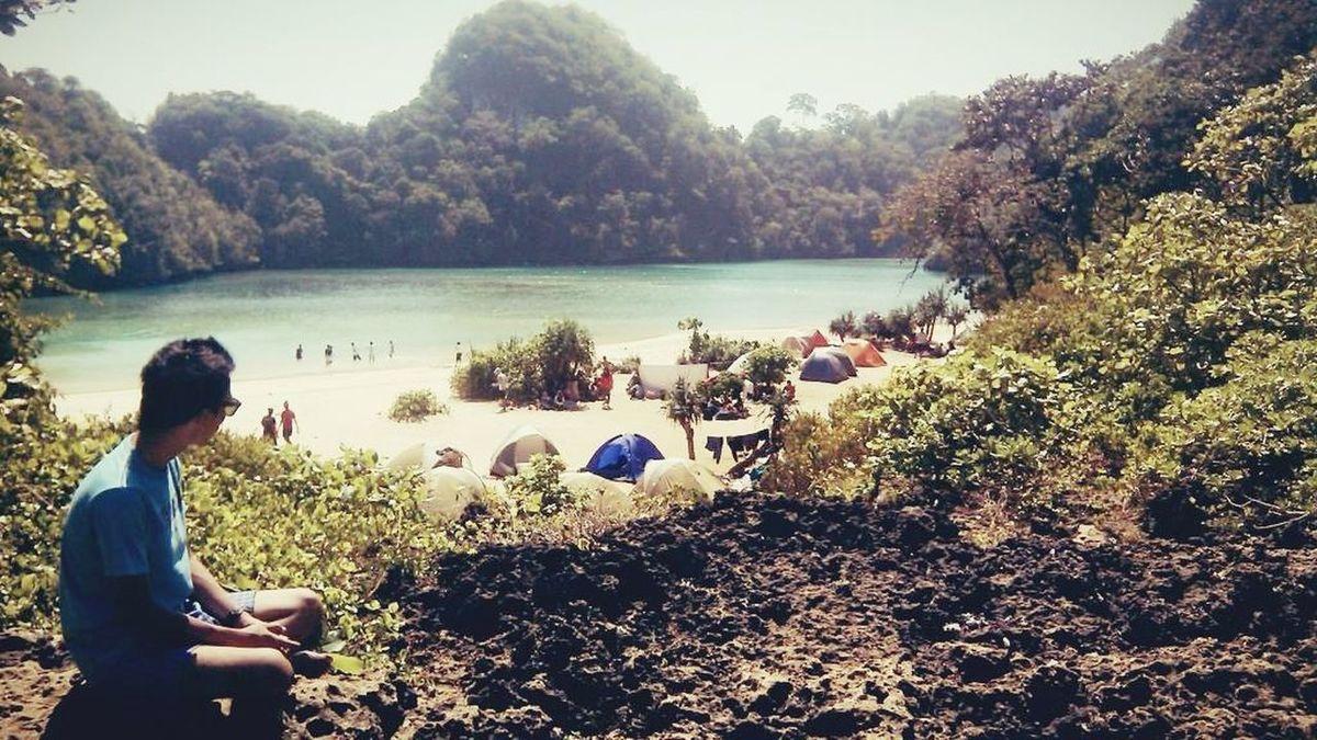 Sempu Island Beautiful Indonesia_photography Panorama Beautiful Nature Iloveyou❤ Enjoying Life
