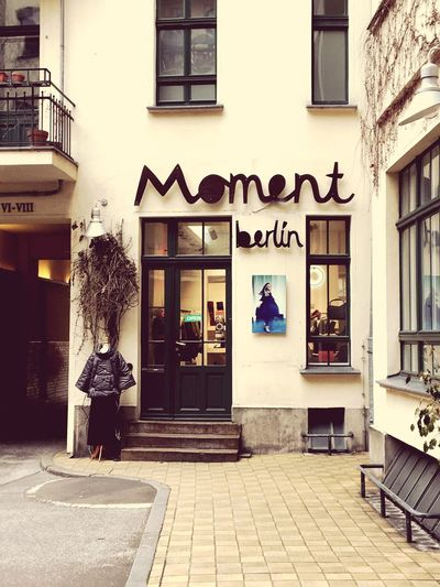 Hackescher Höfe Hackeschermarkt Germany Berlin discover Berlin Walk Moments Of Life Moment Style Cloths Fashion Local Designer Boutique Shopping Shop EyeEm Selects Building Exterior Architecture Built Structure Outdoors Day City Women