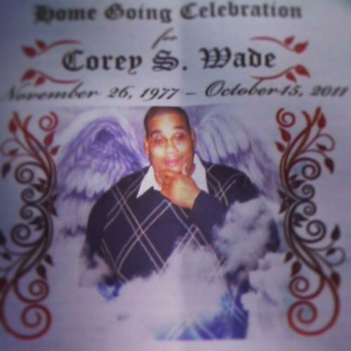 Rip2mybrother Corey Wade aka C -Ruk aka Sheeekeeee cuz if he was still here, he'd have the grab goon nuts right NOW... TeamNoSleep ... checkin in on the check in