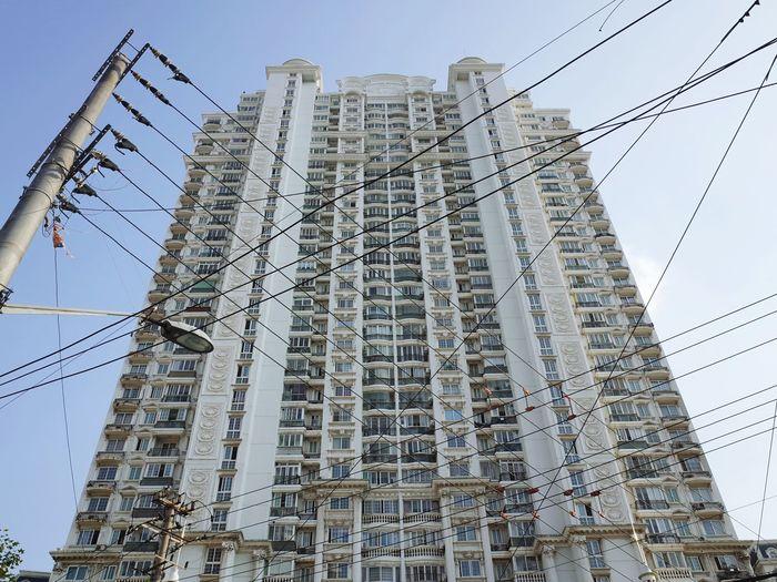 EyeEm Shanghai Streetphotography Architecture Lines