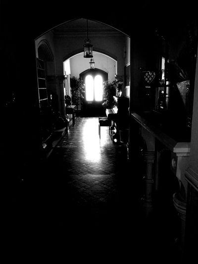 Spooky Victorian Villa England