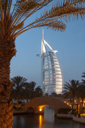 Burj Al Arab at