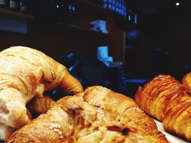 Croissant Bread French Food Baked Food And Drink Food Breakfast Bakery Indoors  Loaf Of Bread Brioche Ready-to-eat Baked Pastry Item