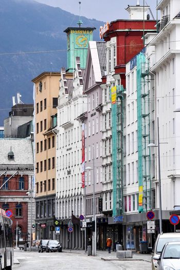 Architecture Outdoors City People Building Exterior Bergen Travel Bergen,Norway EyeEmNewHere