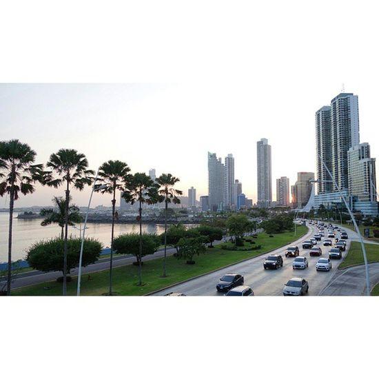 하늘에서 내려다본 파나마시티의 풍경은 야자수숲 대신 빽빽한 마천루 숲이. 중남미에서 이렇게 고층빌딩이 많은 도시는 처음봤다. 프랑크푸르트 보다 더 많다. 운하 덕분에 돈이 많이 흘러다니니 그렇겠지. 해운대 센텀시티 같은 느낌 ㅋ. Panamá PanamaCity