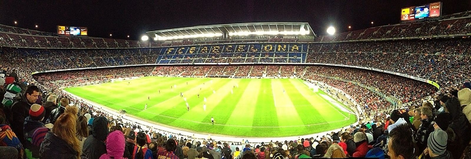 Barcelona Football Fever