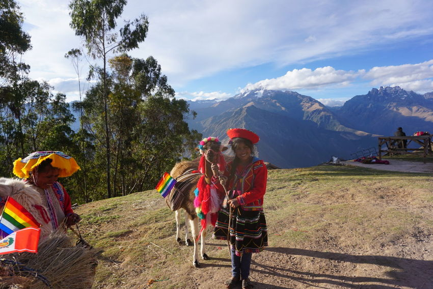 Colour Of Life Eyemart Eyeyem Travel Collection Peruvian Mountains Clouds