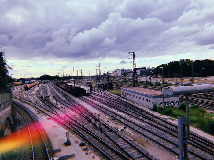 Trains Cloud -