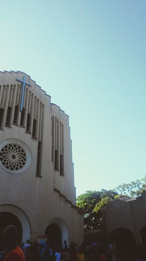 Baclaran Church. Sunday Mass Yesterday <3 ~late Post~  EyeEm Gallery Philippines Photos Baclaranchurch