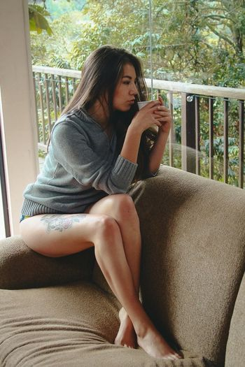 Angie Colombiangirl Tattoo Morning Rituals Muestrametuscucos Sexygirl
