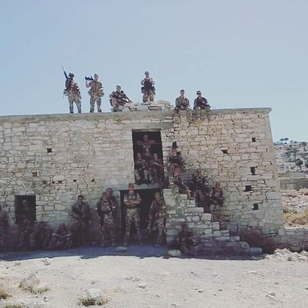 GoodTimes Goodolddays Building Exterior History Clear Sky Outdoors Playground Army Hooah!!! ArmyDays Army Life Abandoned TheLads EyeEmNewHere The Photojournalist - 2017 EyeEm Awards