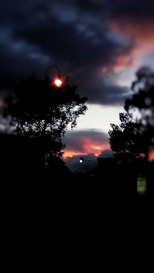 Cloud - Sky Sky Tranquil Scene Beauty In Nature Scenics - Nature Tranquility Orange Color