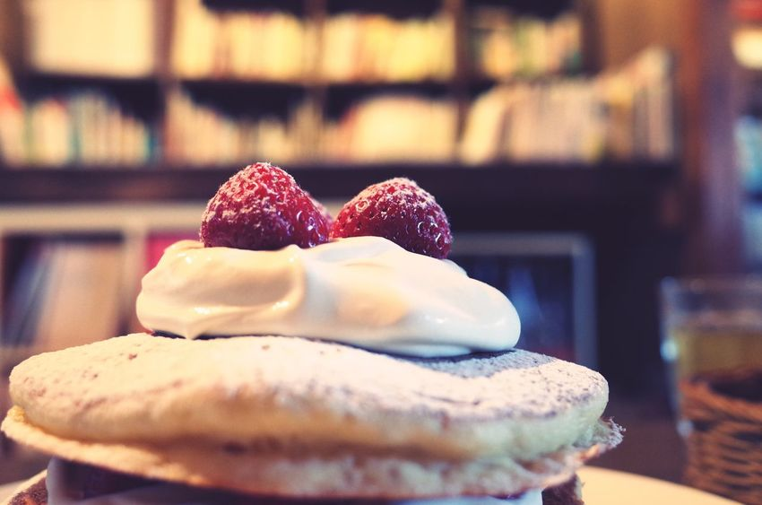 Sweets Cakes Strawberry Ribon KAWAII Dayoff Life Sweet♡ Sweet