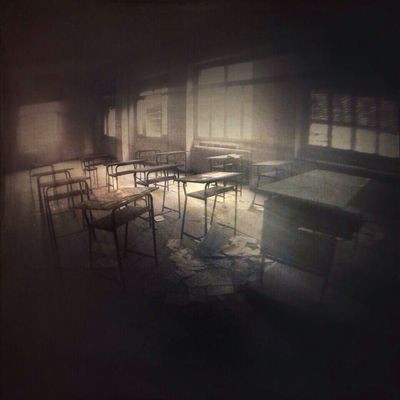 suddenly abandoned - at school NEM Submissions